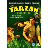 The Johnny Weissmuller Tarzan Collection