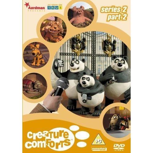 Creature Comforts - Series 2 - Part 2 [Import anglais]