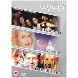 Image 3 Pack Comedy