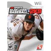 Major League Baseball 2k9 (Import Am�ricain)
