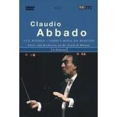 Claudio Abbado In Rehearsal