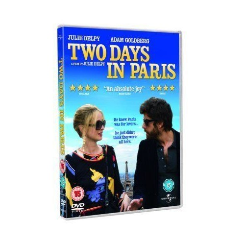 TWO DAYS IN PARIS [IMPORT ANGLAIS] (IMPORT) (DVD)