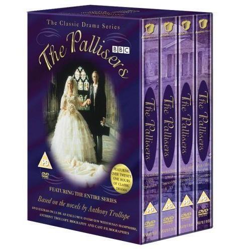 THE PALLISERS [BOX SET] [IMPORT ANGLAIS] (IMPORT)  (COFFRET DE 8 DVD)