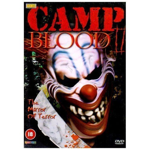 Camp Blood 2 [Import anglais]