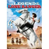 The Legend Of The Lone Ranger de William A. Fraker