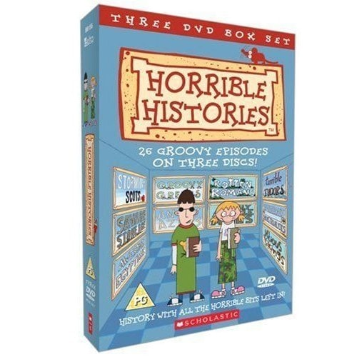 Horrible Histories 26 Episode Collection