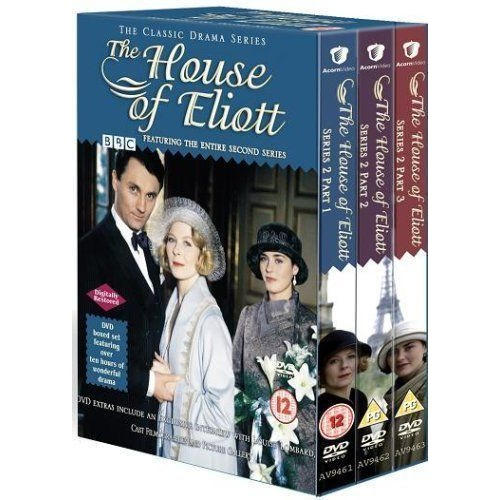 THE HOUSE OF ELIOTT [IMPORT ANGLAIS] (IMPORT)  (COFFRET DE 6 DVD)