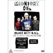 Midnight Oil - 20.000 Watt Rsl - The Collection (Ntsc)