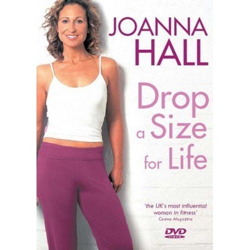 JOANNA HALL - DROP A SIZE FOR LIFE [IMPORT ANGLAIS] (IMPORT) (DVD)