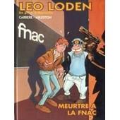 Leo Loden Meutre A La Fnac de CARRERE