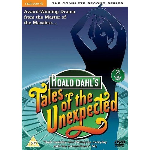 TALES OF THE UNEXPECTED - SERIES 2 - COMPLETE (IMPORT)  (COFFRET DE 2 DVD)