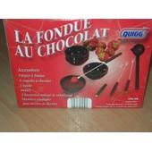 Quigg S44-08 - Fondue au chocolat