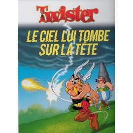 Twister Ast�rix - Le Ciel Lui Tombe Sur La T�te