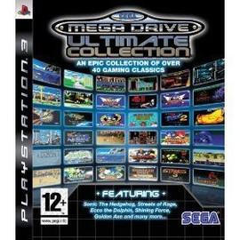 Image Sega Megadrive Ultimate Collection Import Uk