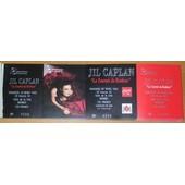 Jil Caplan - Ticket Inutilis� Rennes 20 Mars 1992