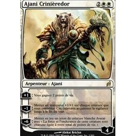Magic - Ajani Goldmane / Ajani Crini�redor