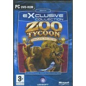 Zoo Tycoon - Complete Collection