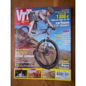Vtt Magazine N� 222 : 1800 E Pour Un Bon Vtt Xc Carbone,C'est Possible