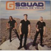 Besoin De Vous - G Squad