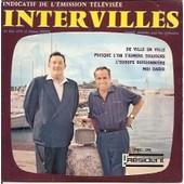 De Ville En Ville/ Puisque L'on S'aimera Toujours/L'europe Buissonniere/Moi Dario - Teddy Moore And His Orchestra