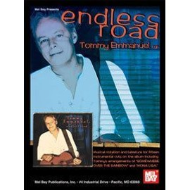 Tommy Emmanuel Endless Road TAB