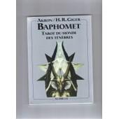 Baphomet Tarot Du Monde Des T�n�bres de Giger, H.R.