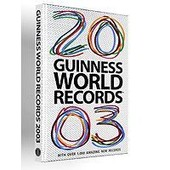 Guiness World Records 2003 de editions phillipines