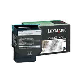 Lexmark - Cartouche De Toner - � Rendement Extr�mement �lev� - 1 X Noir - 6000 Pages - Lrp / Lccp