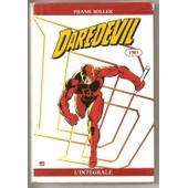 Daredevil, L'int�grale Tome 1 - 1981 de Frank Miller