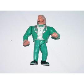 Wwe Wwf Hasbro Figurine De Catch Catcheur Ted Dibiase
