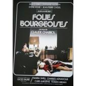 Folies Bourgeoises de Claude Chabrol