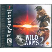 Wild Arms 2 - Import Us