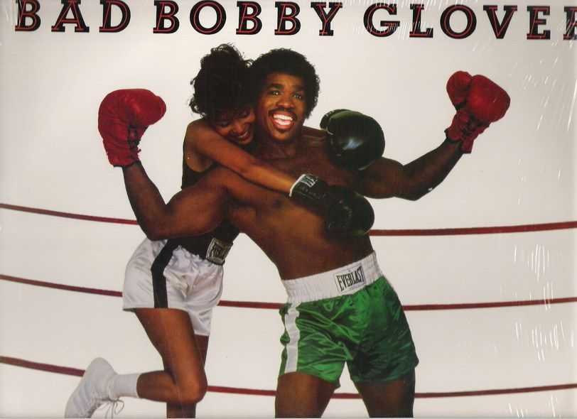Bad Bobby Glover Album Vinyl 1984 Usa Funk
