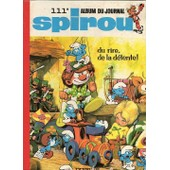 Album Du Journal De Spirou N�111