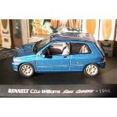Renault Clio Williams Swiss Champion 1996 Universal Hobbies 1/43