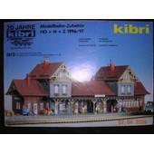 Kibri - Catalogue 1996/97 - Accessoires De Chemin De Fer - Ho + Tt + N + Z - 1/87 7me