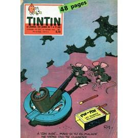 Le Journal De Tintin N� 592