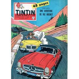 Le Journal De Tintin N� 594 : Ric Hochet