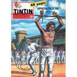 Tintin N� 589 : Supportera-T-Il Le Fouet ?