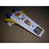 V�hicule Spatial M�tal Buck Rogers Starfighter Corgi