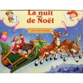 Nuit De Noel (La) - Livre Anim� de Un livre anim�, COLLECTION DES TRESORS