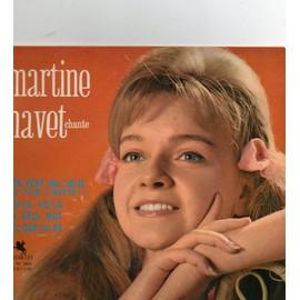 MARTINE HAVET - Bon Vent Ma Jolie - 7inch x 1