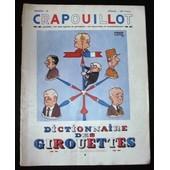 Dictionnaire Des Girouettes - N� 36 Et 37 - F�vrier Et Mai 1957 de LE CRAPOUILLOT