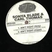 Jackin' For Jay-Z B/W Ain't Right - 50 Cent/Sonya Blade & Carl Thomas