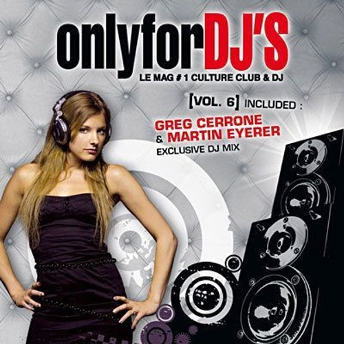 Only For Dj'S /Vol.6