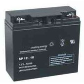 Batterie Plomb Etanche Sunlight Spa 12-18 12v 18ah 181 X 77 X 167mm