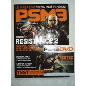 Psm3 N� 20 : Test R�sistance 2, Call Of Duty 5, Tomb Raider Underworld, Far Cry 2...