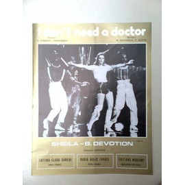 """Partition """"I Don't need a doctor"""" (Sheila & B. Devotion)"""
