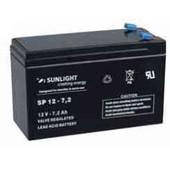 Batterie Sunlight Plomb �tanche Agm Vrla 12v 7.2 Ah Pour Chariots De Golf