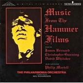 Music From The Hammer Films - J.Bernard - C.Gunning - D.Whitaker